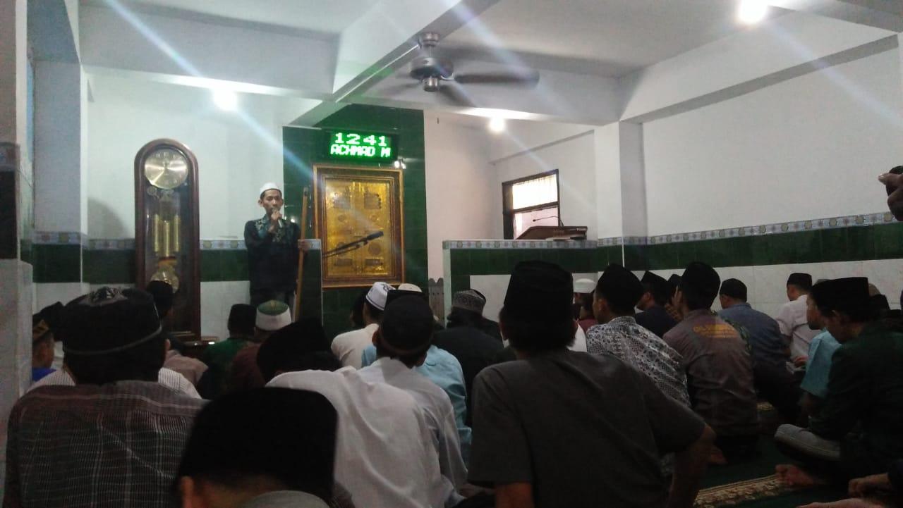 Khutbah yang diserukan oleh Ahmad Fakhrul Arif