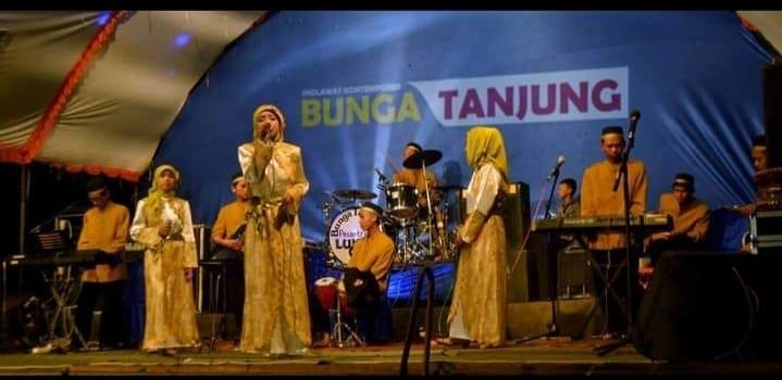 Dokumentasi Bunga Tanjung beberapa tahun yang lalu